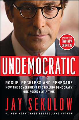 Undemocratic: Rogue, Reckless And Renegade: How The Government Is Stealing Democ