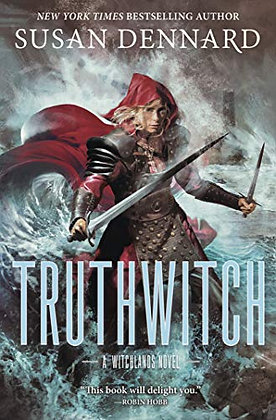 SIGNED COPY - Truthwitch: A Witchlands Novel (The Witchlands, 1)