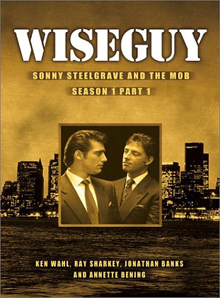 Wiseguy - Sonny Steelgrave And The Mob (Season 1 Part 1)