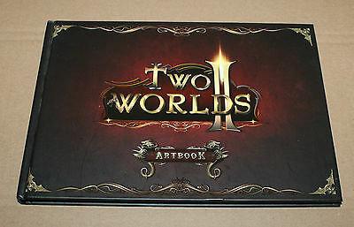 Two Worlds 2 Artbook