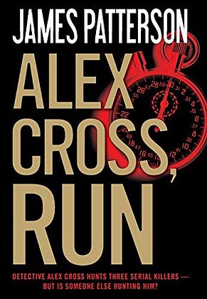 Alex Cross, Run (Alex Cross, 18)
