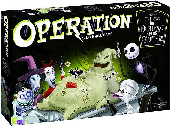 Tim Burton's The Nightmare Before Christmas Operation