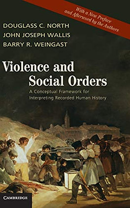 Violence And Social Orders: A Conceptual Framework For Interpreting Recorded Hum