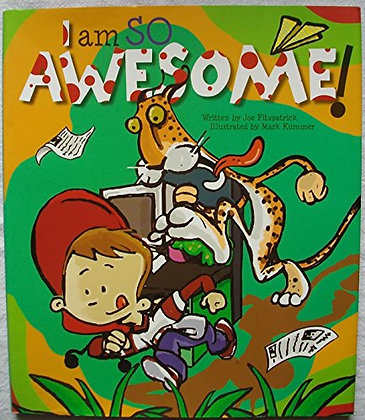 Read With Me:I Am So Awesome