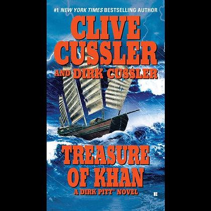 Treasure of Khan: A Dirk Pitt Novel