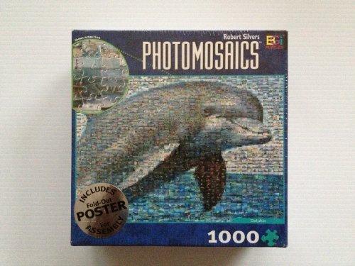 Robert Silver's Photomosaic - Dolphin