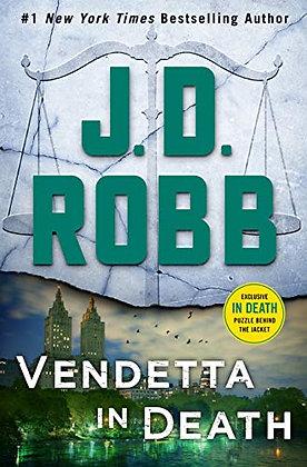 Vendetta In Death: An Eve Dallas Novel (In Death, 49)