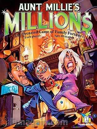 Aunt Millie's Millions, The Frenzied Game of Family Fortune