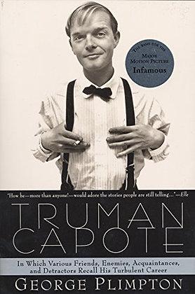 Truman Capote: In Which Various Friends, Enemies, Acquaintances and Detractors R