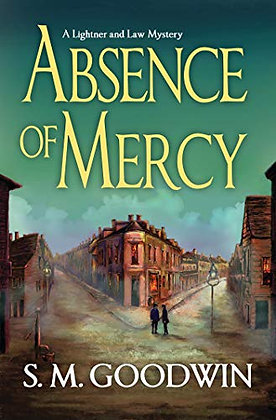 Absence of Mercy: A Lightner and Law Mystery (Lightner and Law Mysteries)