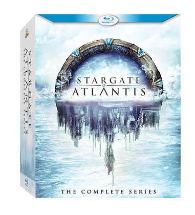 Stargate Atlantis: The Complete Series [Blu-ray]