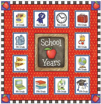 School Years Memory Keeper (2011-05-04)