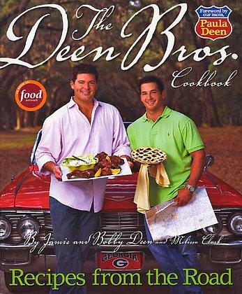 SIGNED COPY - The Deen Bros. Cookbook