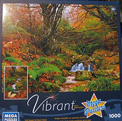 Vibrant Panoramic 750 Pieces