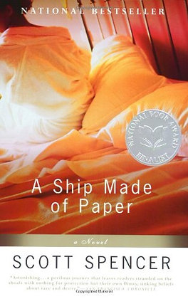 A Ship Made of Paper: A Novel