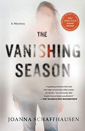Vanishing Season (Ellery Hathaway)