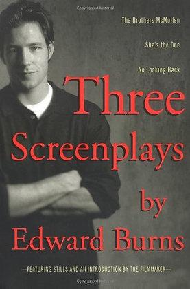 Three Screenplays By Edward Burns