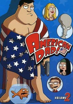American Dad!, Vol. 2