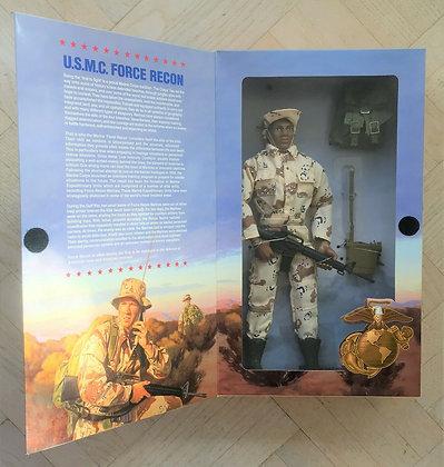 1997 Kenner GI Joe Action Figure USMC Force Recon African-American US Marine