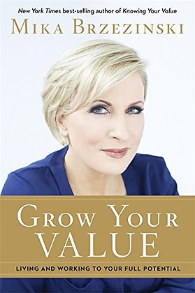 SIGNED COPY - Grow Your Value: Living And Working To Your Full Potential