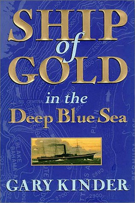 Ship Of Gold In The Deep Blue Sea