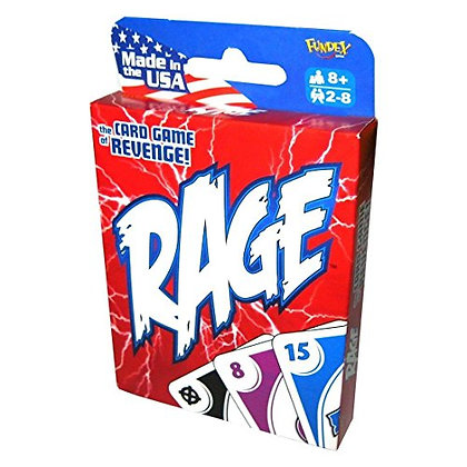 Rage the Card Game of Revenge