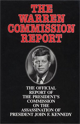 The Warren Commission Report: The Official Report of the President's Commission