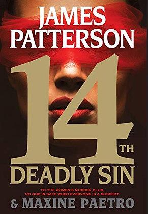 14Th Deadly Sin (Women'S Murder Club, 14)
