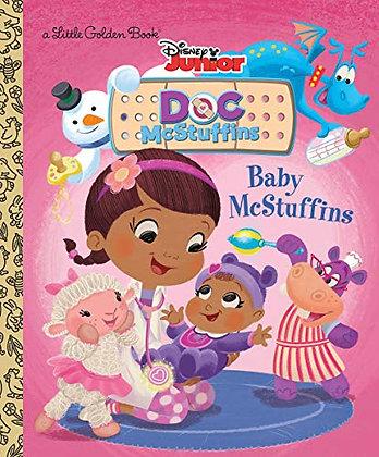 Baby McStuffins (Disney Junior: Doc McStuffins) (Little Golden Book)