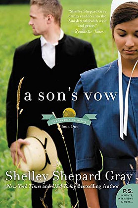 A Son's Vow: The Charmed Amish Life, Book One (Charmed Amish Life, 1)