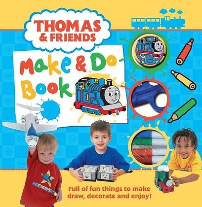 Thomas Make and Do Book (Thomas & Friends)