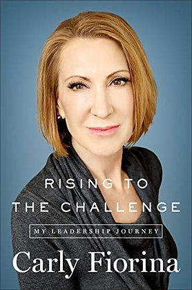 SIGNED COPY - Rising To The Challenge: My Leadership Journey