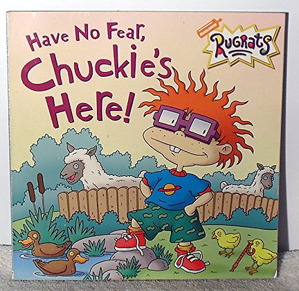 Rugrats Have No Fear, Chuckie's Here!