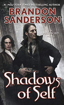 Shadows Of Self: A Mistborn Novel (Mistborn, 5)