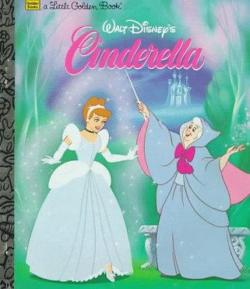 Walt Disney's Cinderella, a Little Golden Book