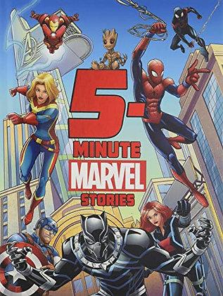 5-Minute Marvel Stories (5-Minute Stories)