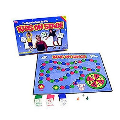 UNIVERSITY GAMES Kids ON Stage Game (Set of 3)