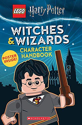 Witches and Wizards Character Handbook (LEGO Harry Potter) (LEGO Wizarding World
