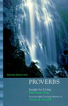 Selected Studies From Proverbs