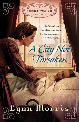A City Not Forsaken (Cheney Duvall, M.D. (Paperback))