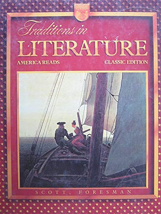 Traditions In Literature: America Reads