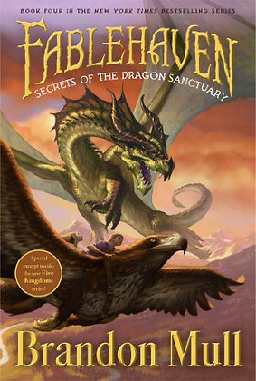 Secrets Of The Dragon Sanctuary (4) (Fablehaven), Packaging May Vary