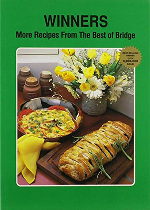 Winners: More Recipes from the Best of Bridge (Best-Selling Series)