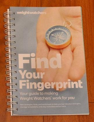Weight Watchers Find Your Fingerprint