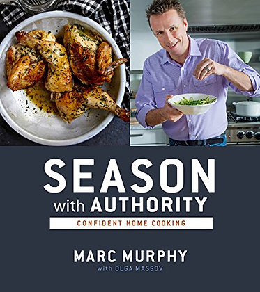 SIGNED COPY - Season With Authority: Confident Home Cooking