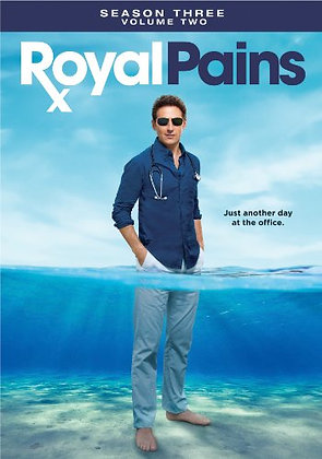 Royal Pains: Season 3 - Volume Two