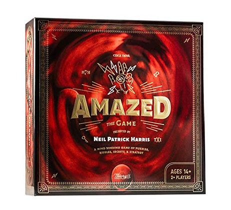 Theory11 Amazed Board Game By Neil Patrick Harris