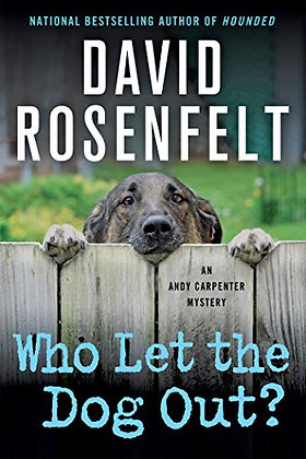 Who Let The Dog Out?: An Andy Carpenter Mystery (An Andy Carpenter Novel, 13)