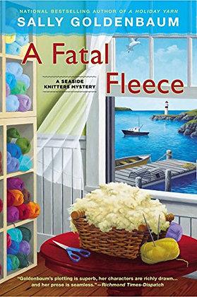 A Fatal Fleece (Seaside Knitters Mystery, Book 6)