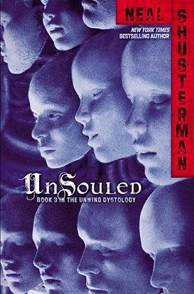 UnSouled (3) (Unwind Dystology)